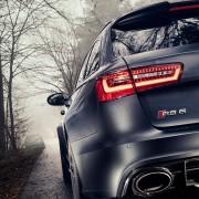 Audi RS6 Beckham