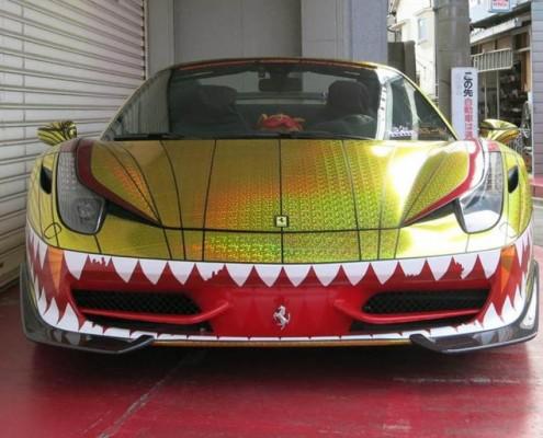 Ferrari 458 Office-K