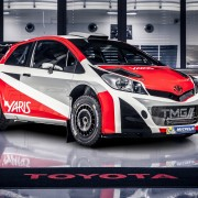 Toyota Yaris WRC Test 2