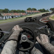 Project Cars Sicht aus Cockpit