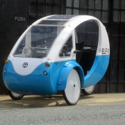Organic Transit ELF Elektrofahrzeug