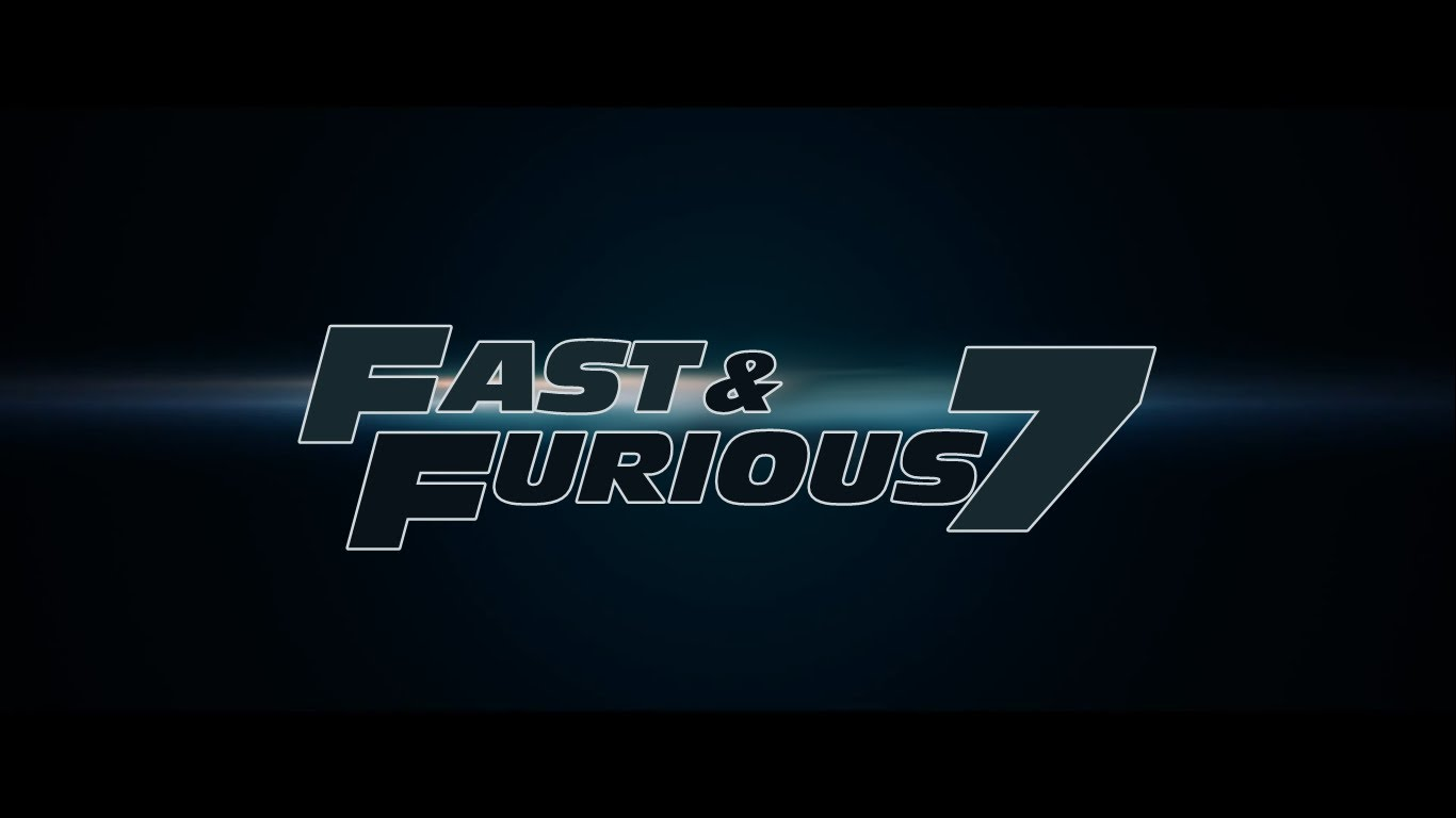 fast and furious 7 - HD1366×768