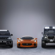 Jaguar Land Rover James Bond Spectre