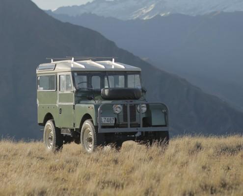 Land Rover Valentine