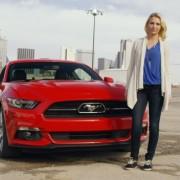 Ford Mustang Stuntgirl