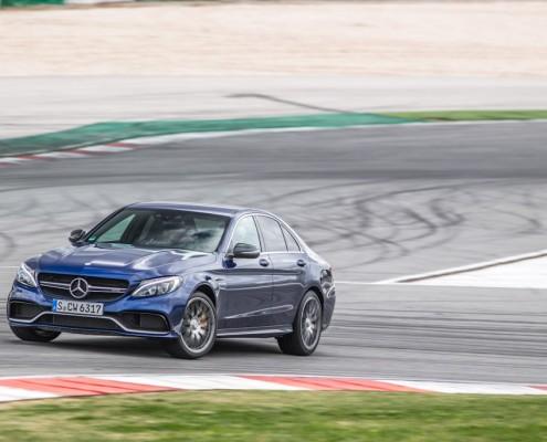 Mercedes-AMG C 63 AMG