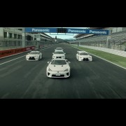 Lexus F Drift