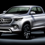 Mercedes-Pick-Up