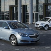 Opel Insignia & Mokka