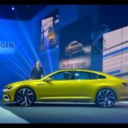 VW GTE Sport Coupe Concept 5