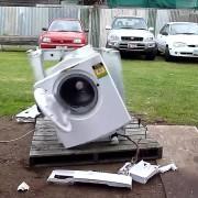 waschmaschine zerstoert