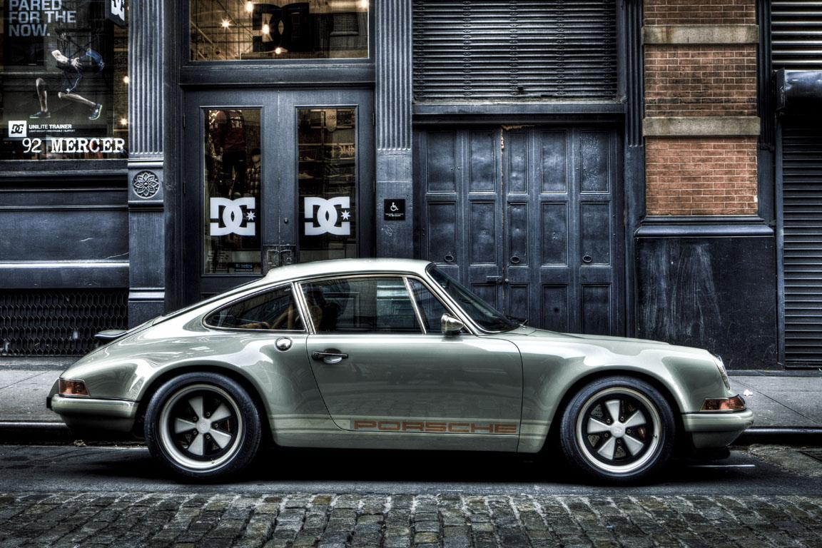 Singer Porsche 911 Amsterdam