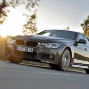 BMW 3er 2015 Front Lichter