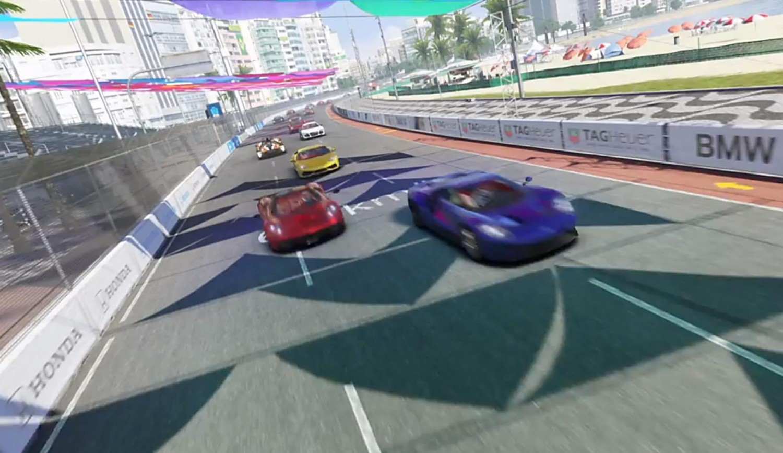 Forza6 start screenshot
