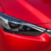 Mazda CX-3 blind