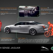 jaguar sixth sense