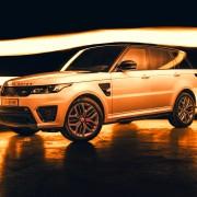 Range Rover Sport SVR_Front
