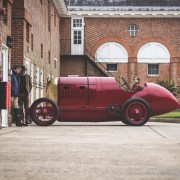 Duncan Pittaways Fiat S76 will run in public for first time in 101 years