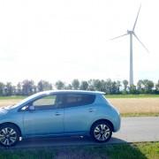 Nissan Leaf_seite links
