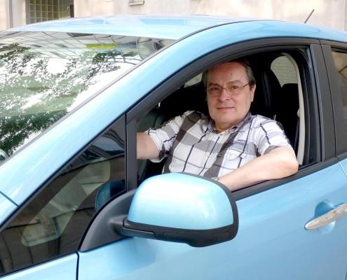 Rene_Billiani im NissanLeaf