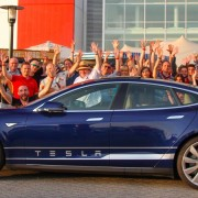 Tesla Model S Supercharger Rallye Amsterdam_13