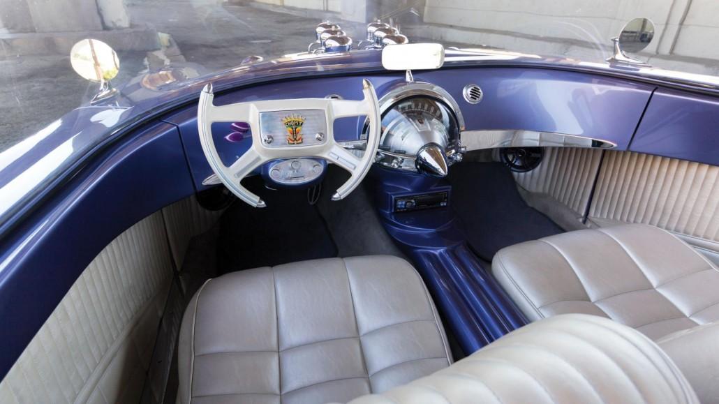 Ford Beatnik Bubbletop Weltraumflunder Mit Blasendach