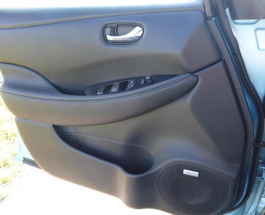 Nissan Leaf Fahrertür innen