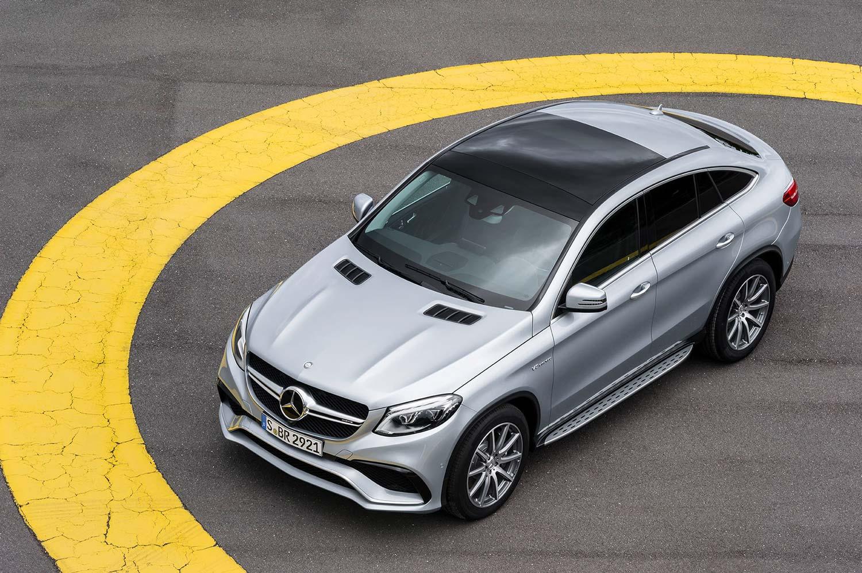 Mercedes Gle Und Gle Coup 233 Pamplona Liegt In Stuttgart