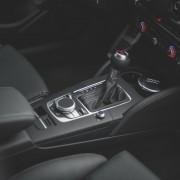 Audi RS3 Sportback Schaltknauf