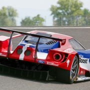 Ford GT Tests