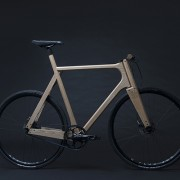 Holzrad aus Holland