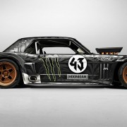 Ken Block Drift