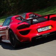 Mark Webbers Porsche 918 Spyder