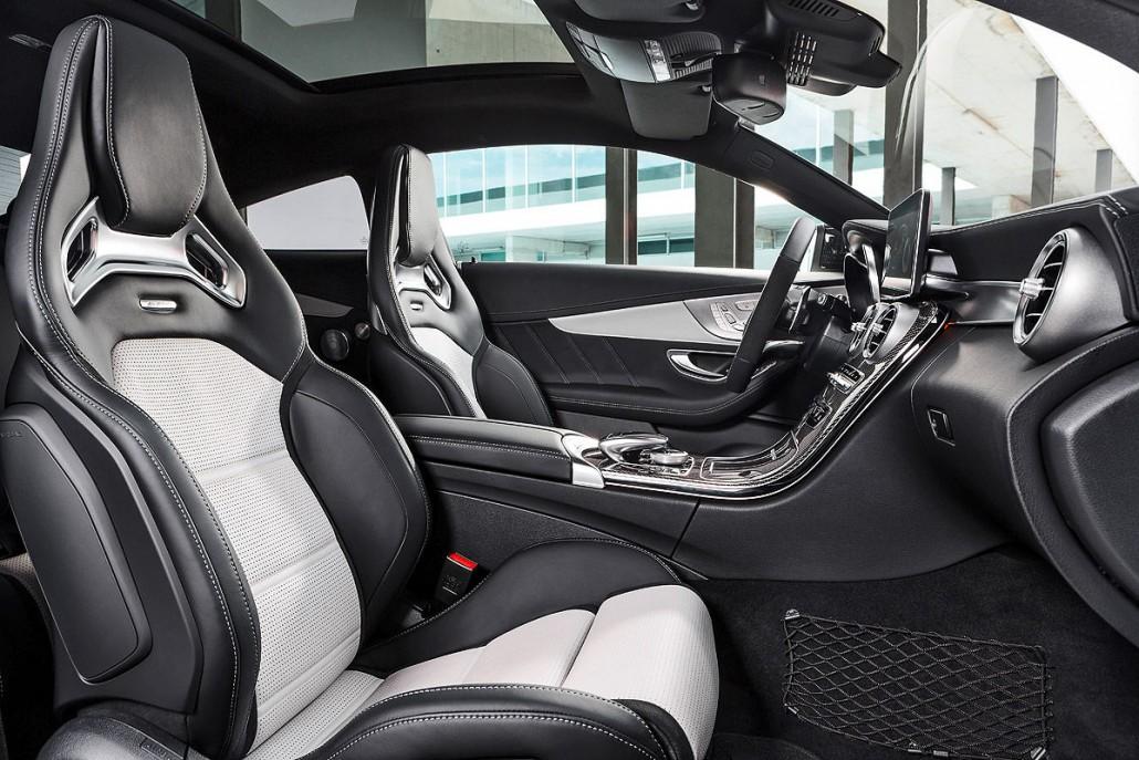 Mercedes C 63 AMG Coupé