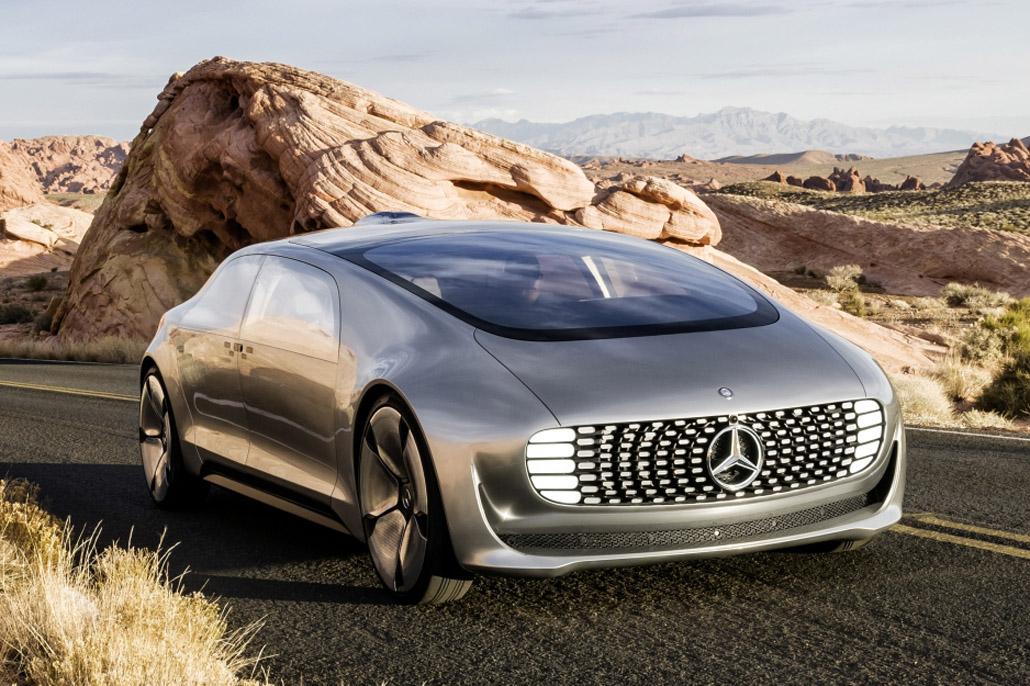 Selbstfahrende Autos in Österreich – Ab 2016 möglich! - Motorblock