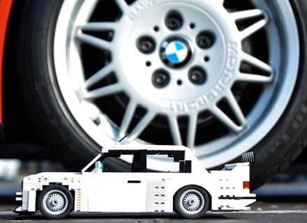 BMW E30 M3 Lego