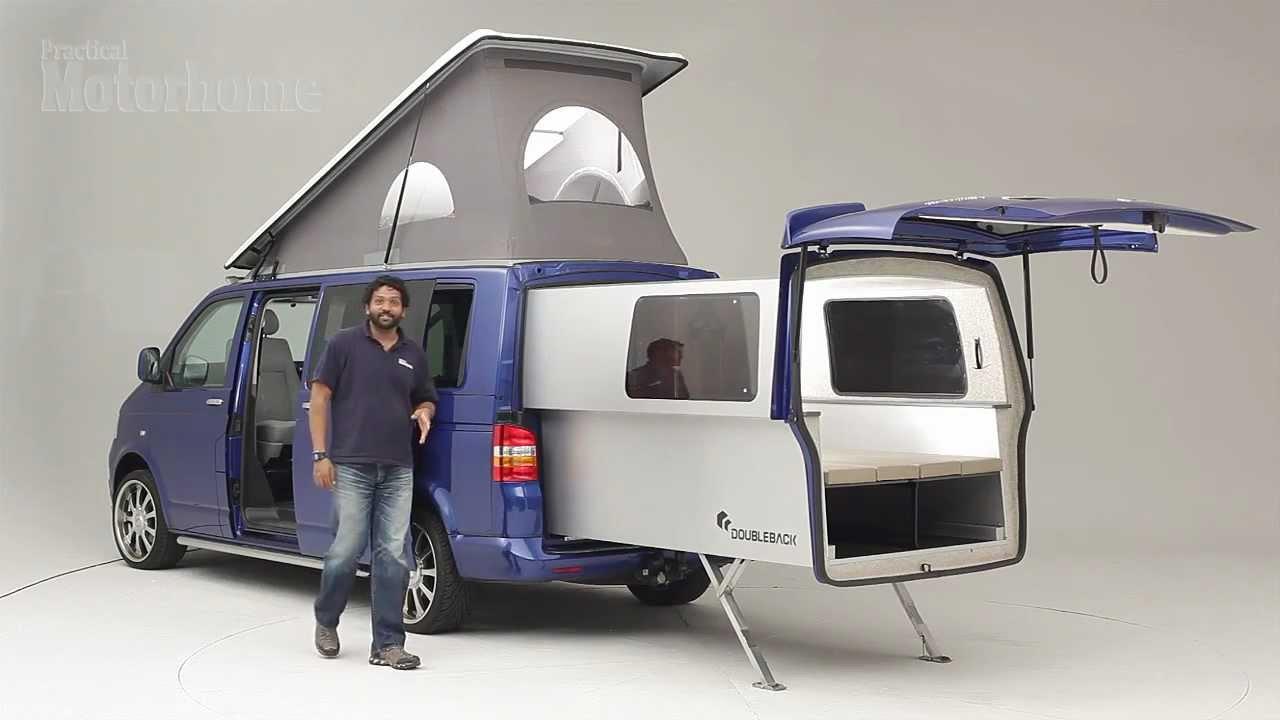 doubleback der vw transporter f r campingfreunde. Black Bedroom Furniture Sets. Home Design Ideas