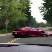FerrariCrash