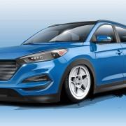 Hyundai-Tucson-Bisimoto-Engineering-SEMA-Las-Vegas