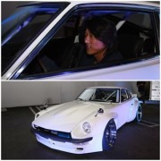 Sung Kang Nissan 240Z