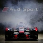 Audi R18 Front