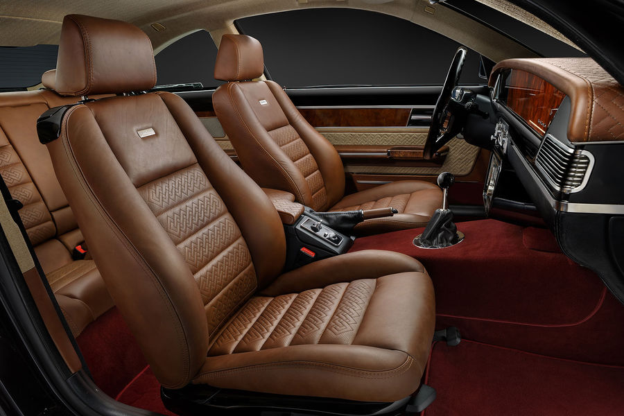 Bilenkin Vintage Innenraum Sitzbezug Leder