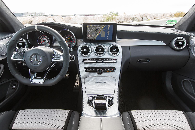 Mercedes-AMG C63S Foto: Daimler AG