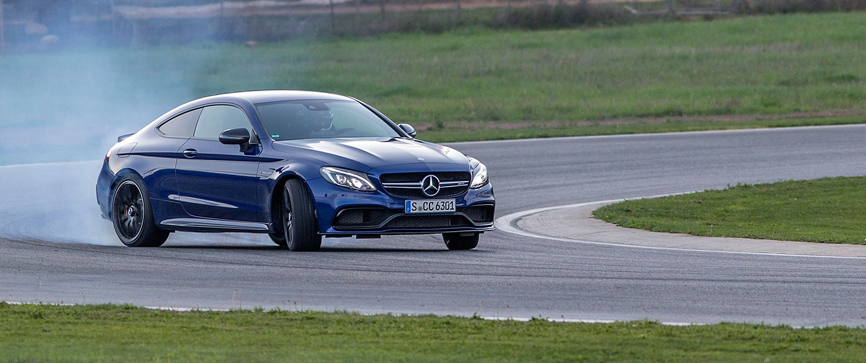 Mercedes-AMG Drift Front C63S