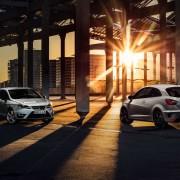 Seat Ibiza Cupra Front Heck