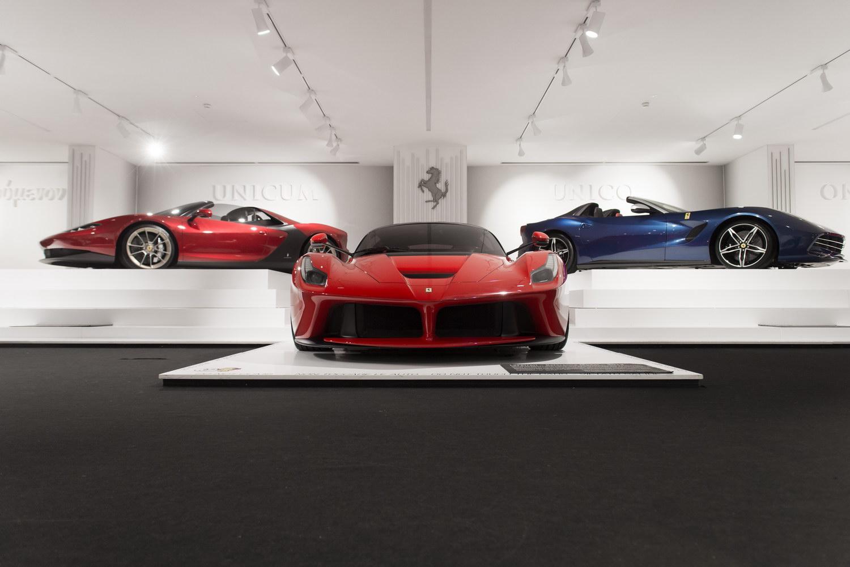 Ferrari museum himmel motorblock for Euro motors harrisburg pa