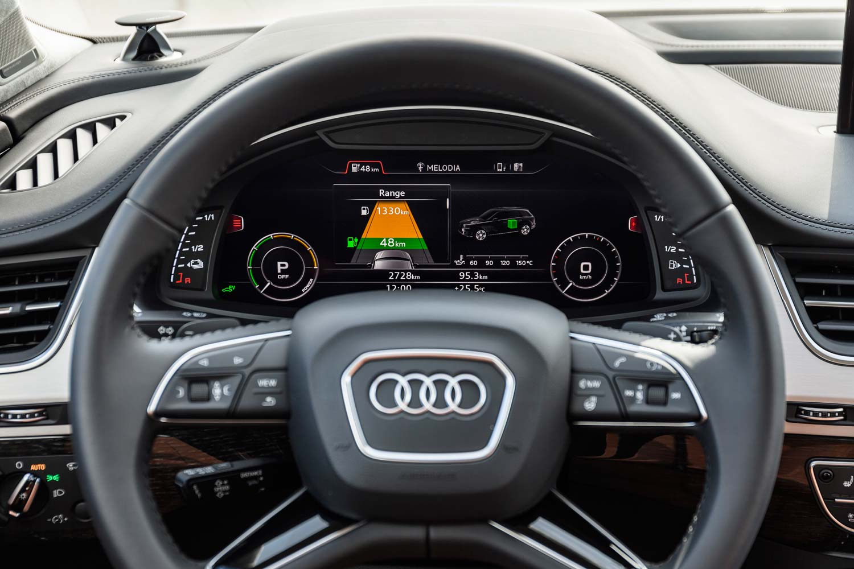 Audi Q7 E Tron Der Speck Muss Weg Motorblock