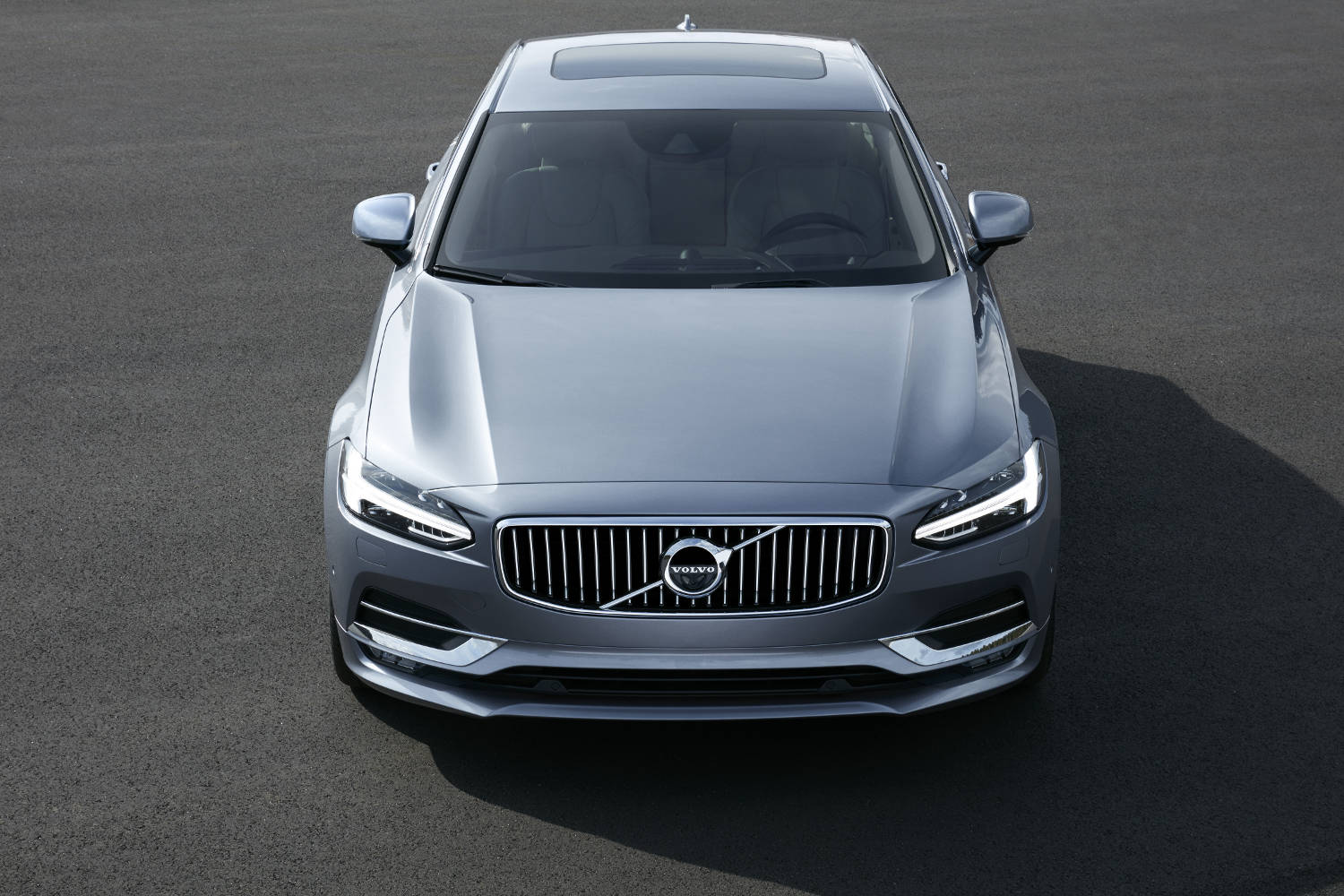 Volvo S90 Front Dachreling