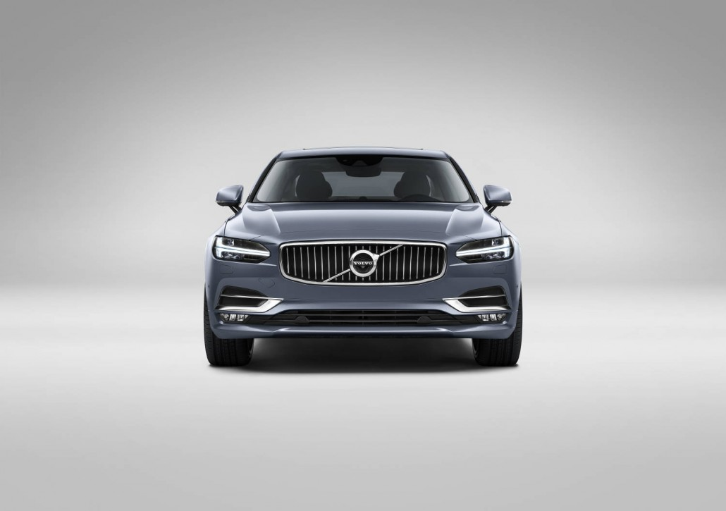 Volvo S90 Front
