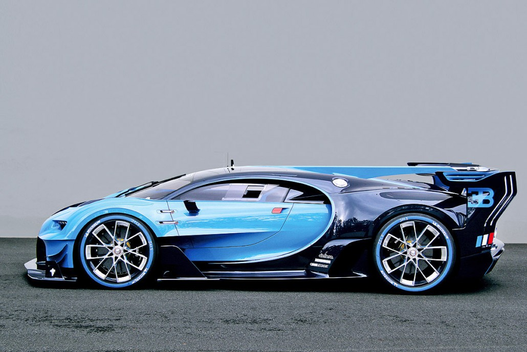 Grand Tour Veyron Vs